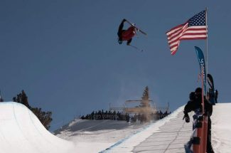 Olympic qualifying events for halfpipe, big air taking place at Copper Mountain this week