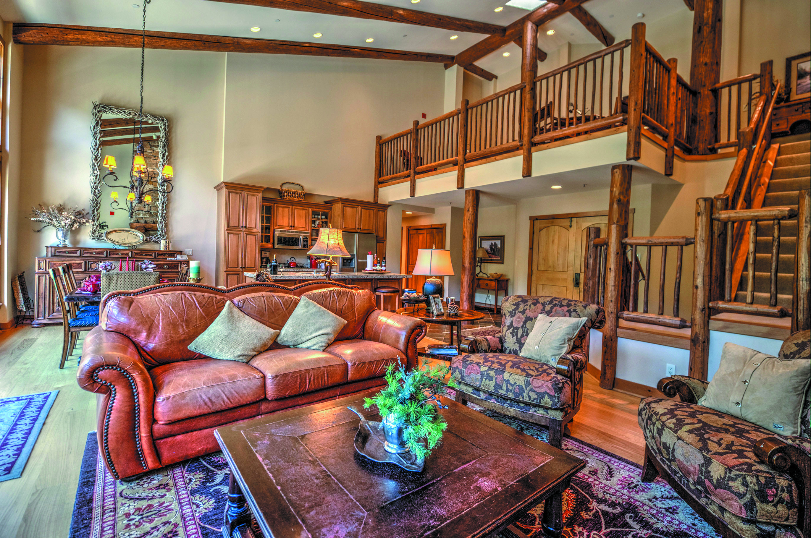 Tips from designers on creating a warm family room