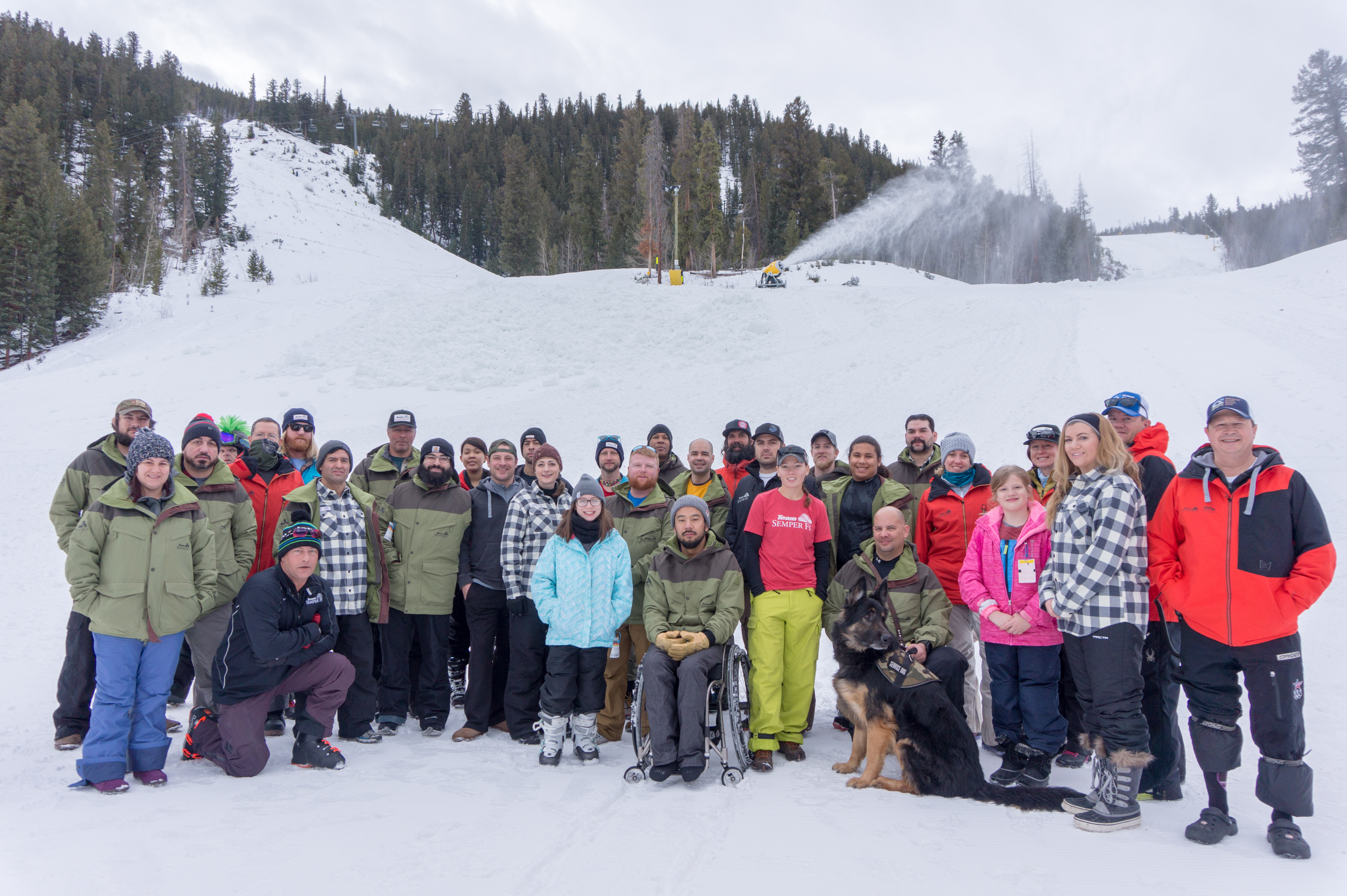 Breckenridge Outdoor Education Center » BOEC Adaptive Skiing