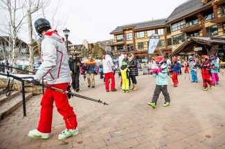 Lack of snow has Colorado ski resorts touting what they have, not what they don't