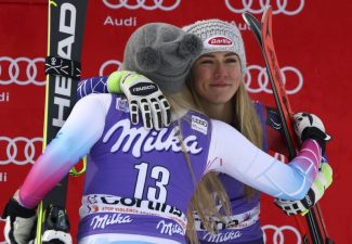 Vonn, Shiffrin represent Alpine's best past, present, future