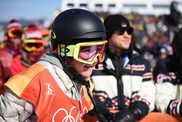 Red Gerard won a gold medal Sunday in men's snowboard slopestyle at the 2018 Winter Olympics at Bokwang Phoenix Park, South Korea.