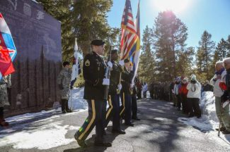 43rd annual 10th Mountain Division Memorial Ceremony celebrates heroes, history