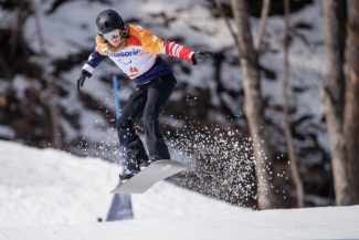 Summit County's Amy Purdy wins snowboard cross silver at Paralympics; Frisco's Minor wins bronze