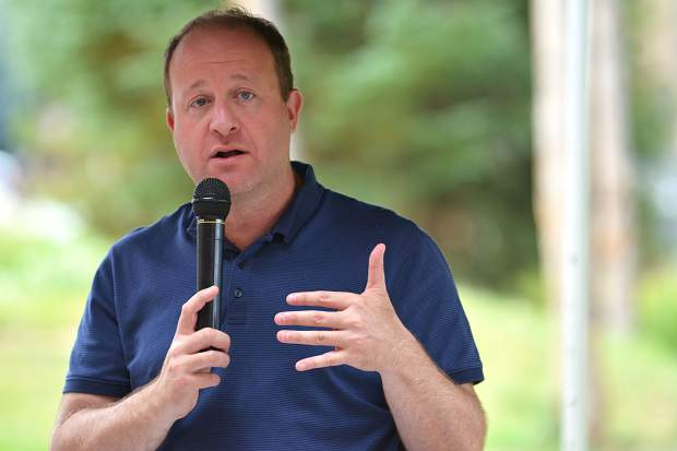 U.S. Rep. Jared Polis, 42, is one of four presumed Democratic frontrunners to become Colorado's 43rd governor. Representing Colorado's 2nd Congressional District since January 2009, the technology business entrepreneur served on the Colorado State Board of Education for six years.
