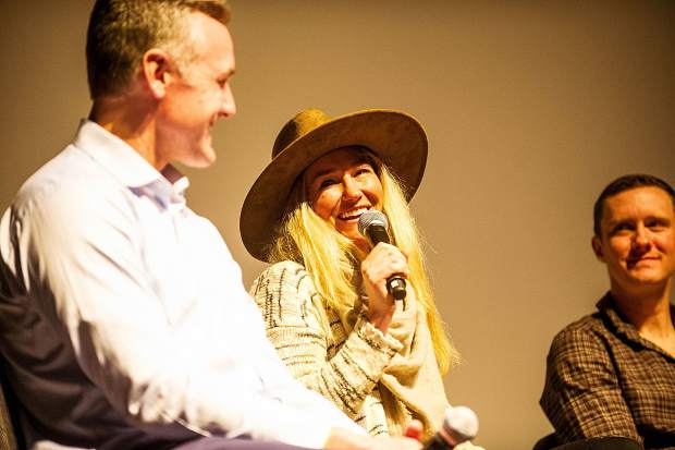 Aspen Olympians come together to talk experiences