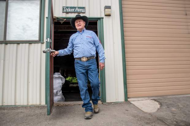 From horses to hemp: 'America's Most Trusted Horseman' John Lyons eyes his second calling