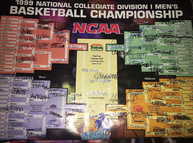 As an 8-year-old at my first NCAA Tournament, I changed my mind several times as to how I'd like for the bracket to play out. But there was one constant: St. John's winning the title.