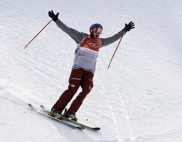 A month after U.S. freeskier Nick Goepper landed this silver medal Olympic slopestyle run, the Indiana native began appearing in commercials for the detergent brand Tide, the kind of sponsorship opportunities NCAA athletes are prevented from having due to the college association's rules on amateurism.
