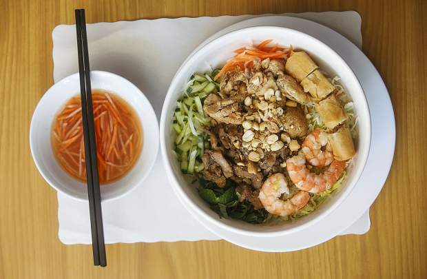 Peak of Asia's Noodle Bowl, or
