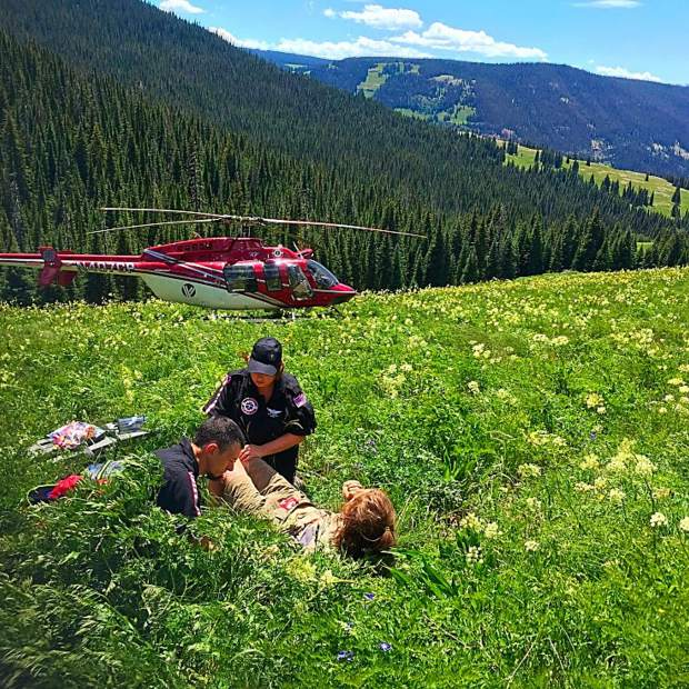 Classic Air Medical will be bringing one of its helicopters to the Western Colorado Outdoor & Sportsman's Expo.