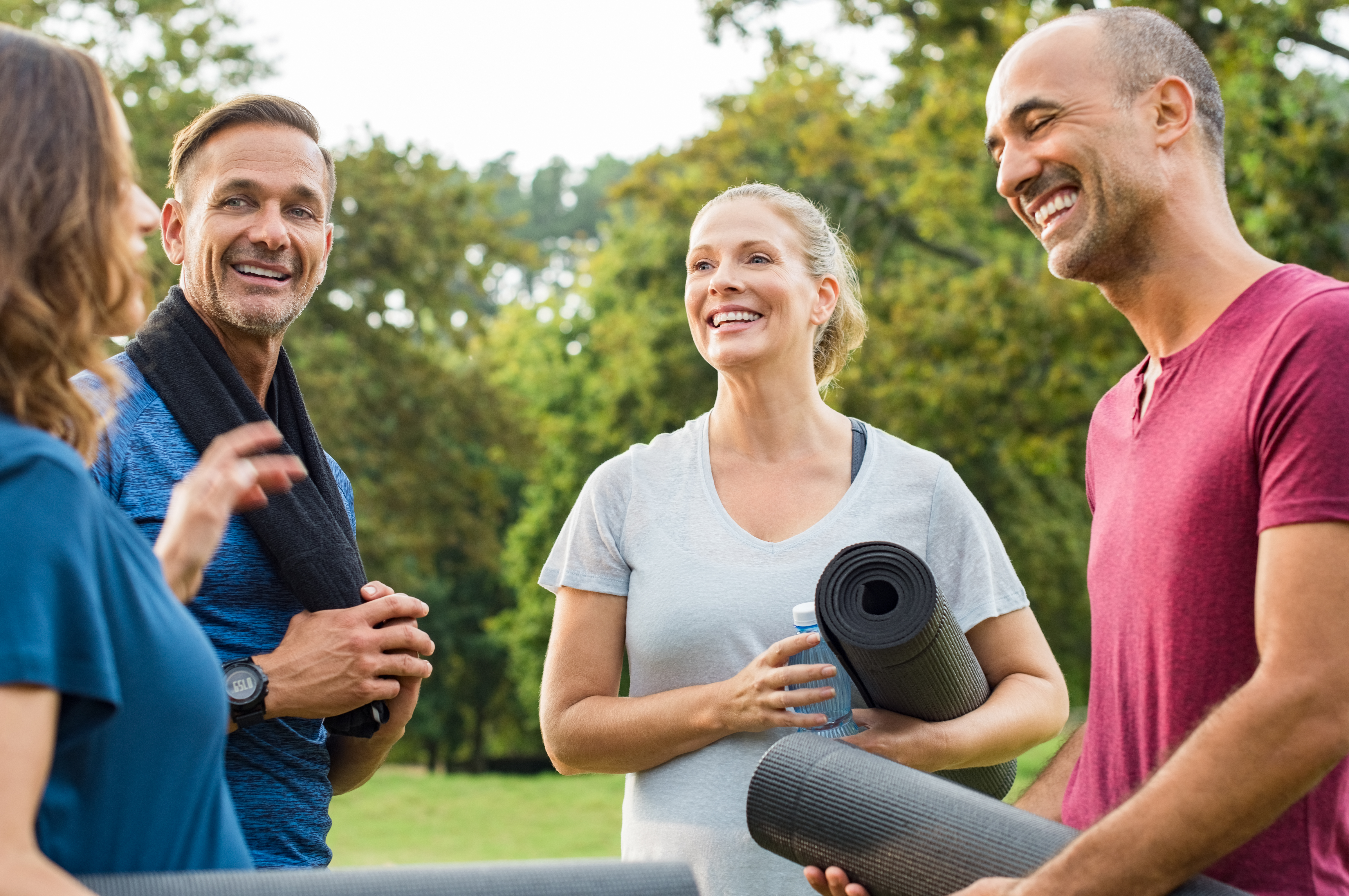 Getting into summer shape should be a year-round goal