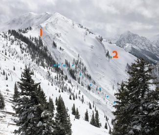 Backcountry skier dies in avalanche in Maroon Bowl outside of Aspen