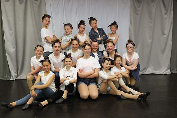 "The jazz 4 class from Alpine Dance Academy will be performing ""Life Is a Highway"" Saturday at the Riverwalk Center in Breckenridge. Dancers are Annika Kramer, Indy Tancheff, Carson Grace Earnest, Sarah Sandberg, Bethany McConnell, Shalynn Gray, Cecelia Miner, Avery Eytel, Saskia Martin Williams, Sophie Feller, Mary Gracy Crowe, Madeleine Trollinger, Pearl DeVito, Izzy Rowe, Lillianna Mathison and Harper Hagburg."
