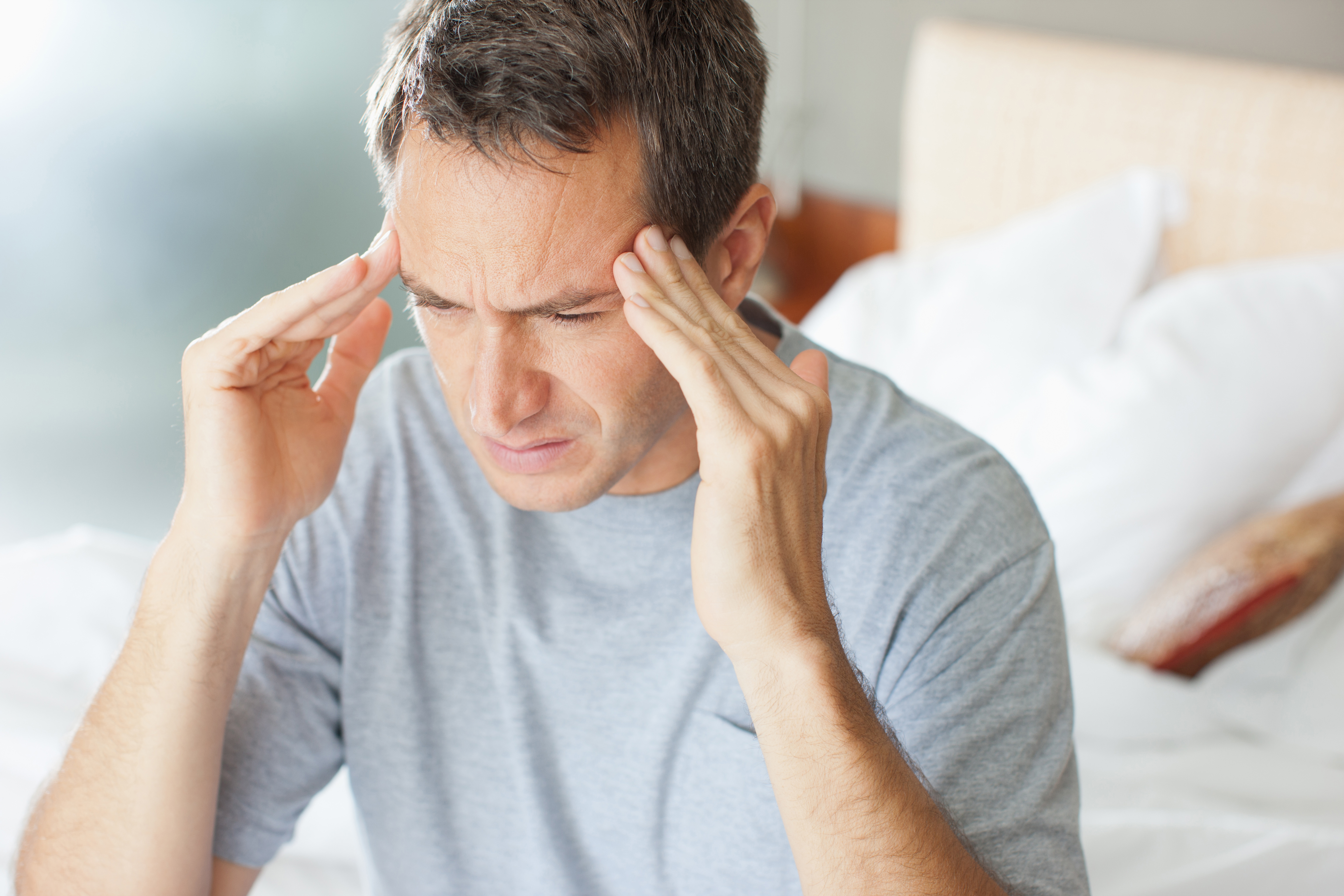For headache prevention, identifying triggers is key