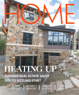 Summit County Home: June/July 2018