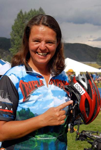 Susan Meinerz is the only person to complete all 29 Triple Bypass events. On Saturday, she'll ride to complete the 120-mile course from Evergreen to Avon and up and over multiple mountain passes for the 30th consecutive time.