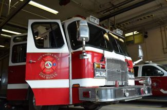 Red, White & Blue fire warns Summit community about fundraising scam