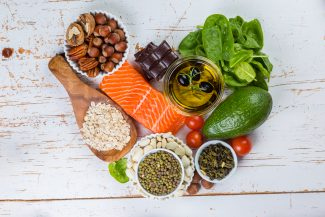 The fight against cholesterol: Diet and exercise play a major role