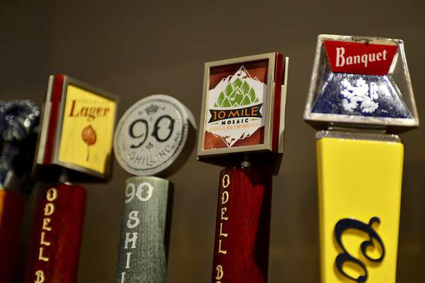 Odell Brewing Co. has created a new beer, 10 Mile Mosaic, to serve as the house brew at 10 Mile Music Hall in Frisco.