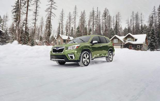 Mountain Wheels Updated 2019 Subaru Forester Boosts Space