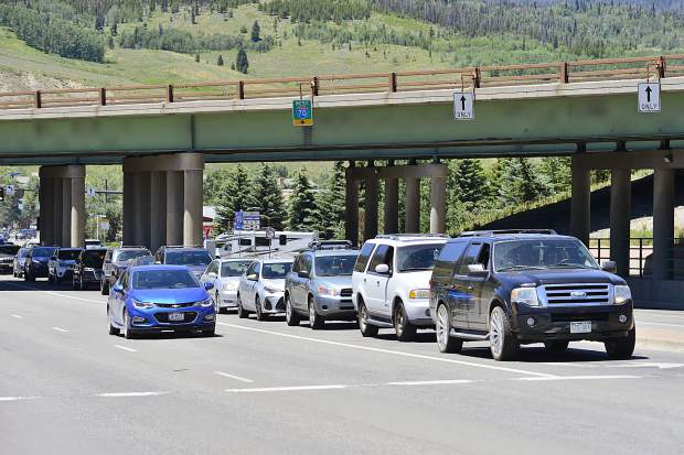 Silverthorne backs 110 with hope for Exit 205