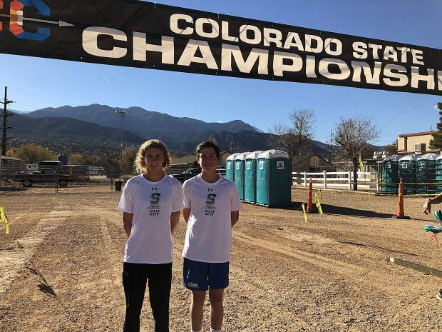 Summit County runners Vaille, Bonenberger ready for Colorado's biggest high school cross-country race