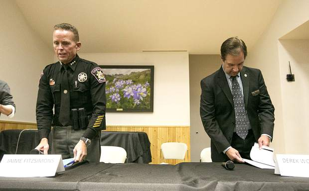 Summit County sheriff's race: Woodman vows to investigate FitzSimons if elected