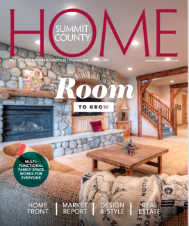 Summit County Home: December 2018/January 2019