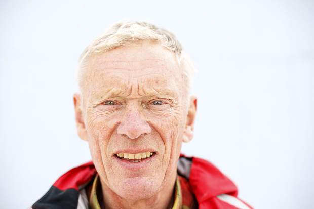 Andy Harris, Summit County Rescue Group team member and former British Army colonel, explains the art of survival