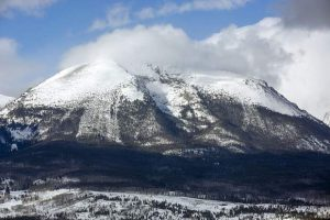 Reported avalanche on Buffalo Mountain appears to be false alarm