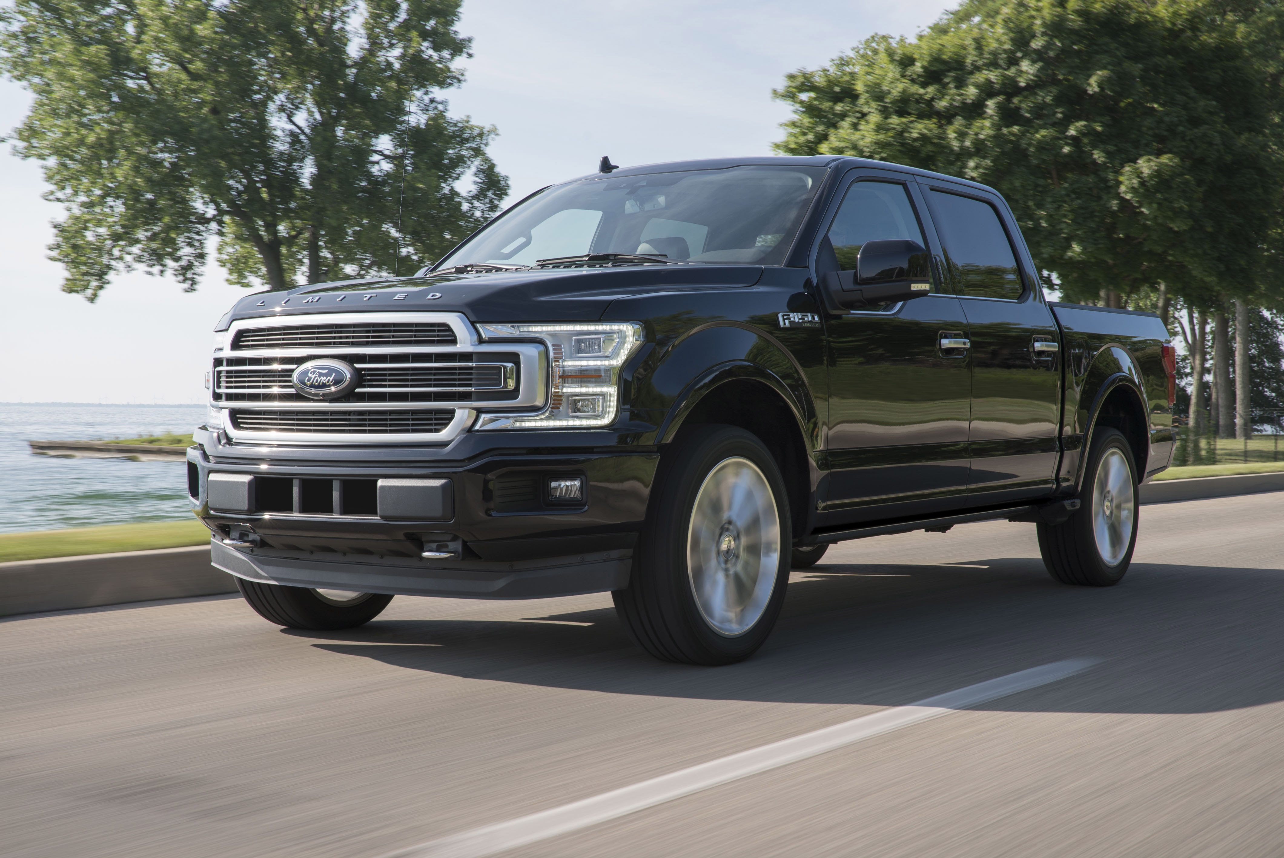 Mountain Wheels: Ford's F-150 family aims for total domination