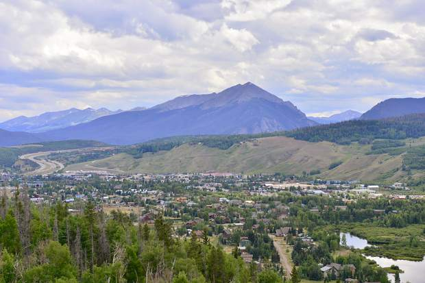 Silverthorne looks to annex  The Vistas at Angler Mountain development