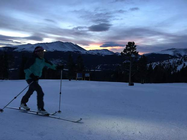 Broecker, LaRochelle again win Breck Ascent ski mountaineering long-course races
