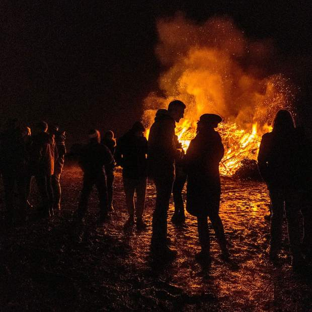 Say 'So long, winter' at Silverthorne's first burning-snowman bonfire