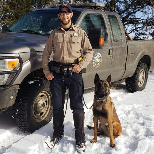 Colorado Parks And Wildlife Turns To Dogs To Assist In Law