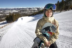 Two years after head injury nearly took his life, 15-year-old snowboarder Jake Canter competes at X Games
