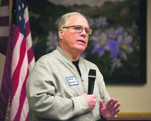 Breckenridge mourns death of former town Councilman Mark Burke