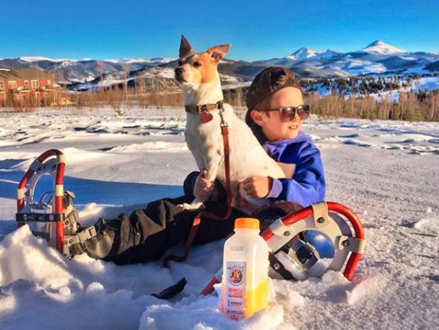 #ExploreSummit: Love your pet day