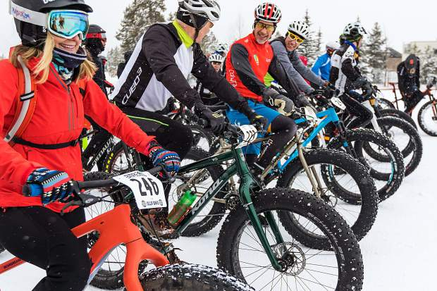 Nordic center to host 'Frisco Freeze' fat bike race Saturday
