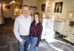 Jennifer Engel Designs moves into Breckenridge in time for Valentine's Day