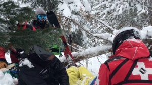 CBS4 to profile Vail locals who saved Denver man on Vail Mountain in segment after Super Bowl