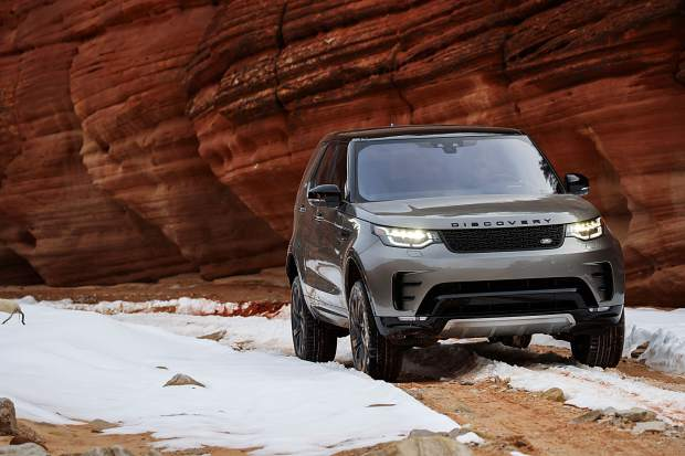 Mountain Wheels: Jaguar, Land Rover provide awesome autos while dealing with Brexit pain