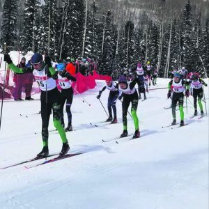 Summit High Nordic, Alpine ski teams join forces at state meet in Durango