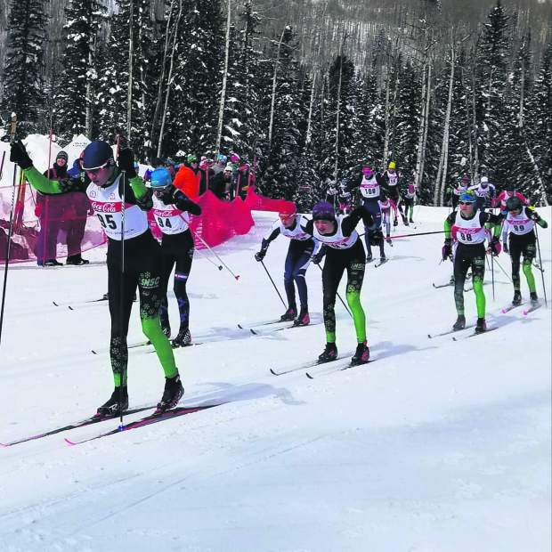 super quality 100% quality meet Summit High Nordic, Alpine ski teams join forces at state ...