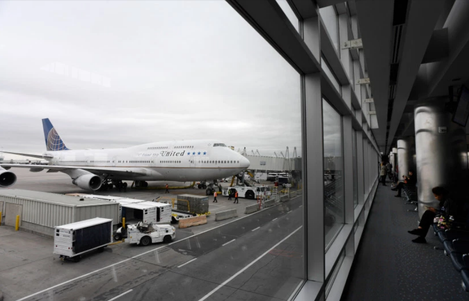 At Denver International Airport, United and other airlines adding new routes left and right