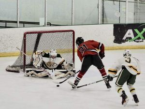 Summit High hockey claws to 2-2 home overtime draw versus Aspen; 7 Tigers Alpine skiers qualify for slalom at states