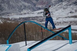 Chris Corning qualifies to join Red Gerard in X Games slopestyle final, but forced out due to injury