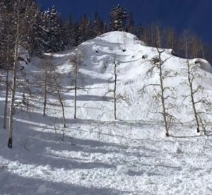 Park City-area avalanche buries skier in harrowing backcountry episode (w/video)