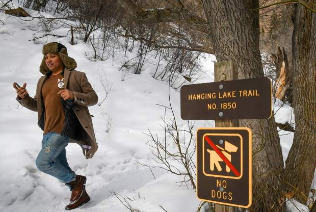 Forest Service, Glenwood Springs partner up on new Hanging Lake shuttle service
